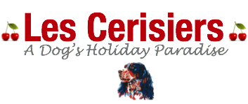 Les Cerisiers | A Dogs' Holiday Paradise